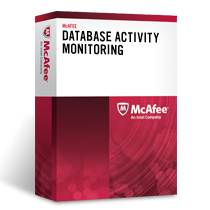 McAfe database Activity Monitoring