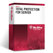 McAfee Total Protection for Server