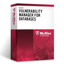 McAfee Vulnerability Manager for Databases, Защита баз данных