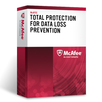 McAfee Total Protection for Data Loss Prevention